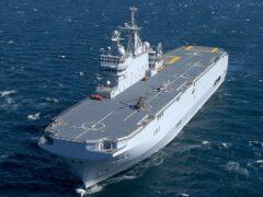 Франция продала Египту вертолетоносцы «Мистраль»