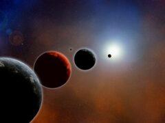 Парад планет можно наблюдать в предрассветном небе в октябре