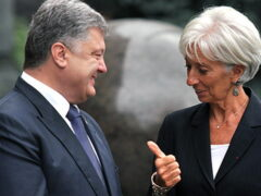 МВФ может изменить правила кредитования из-за Украины