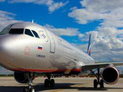 Россия и Украина прекратили пассажирские перевозки по воздуху