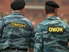 В Петербурге осудили ОМОНовца, избившего наркодилера