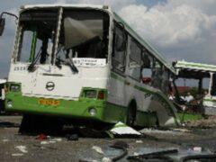 В ЮАР в столкновении маршрутки и грузовика погибли 19 человек