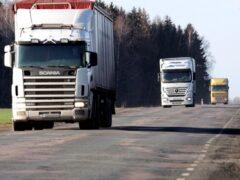 Дальнобойщики собираются не в марш «на Москву», а на работу
