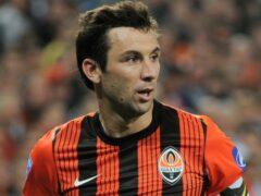Дарио Срна сыграл 300 матч в чемпионатах Украины по футболу