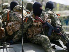 Советник Авакова: на Донбассе воюют 35 тысяч боевиков на стороне ЛНР и ДНР