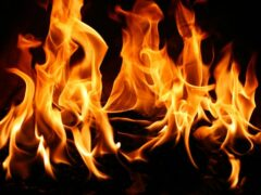 Бабушка и внук погибли на пожаре в Пружанах