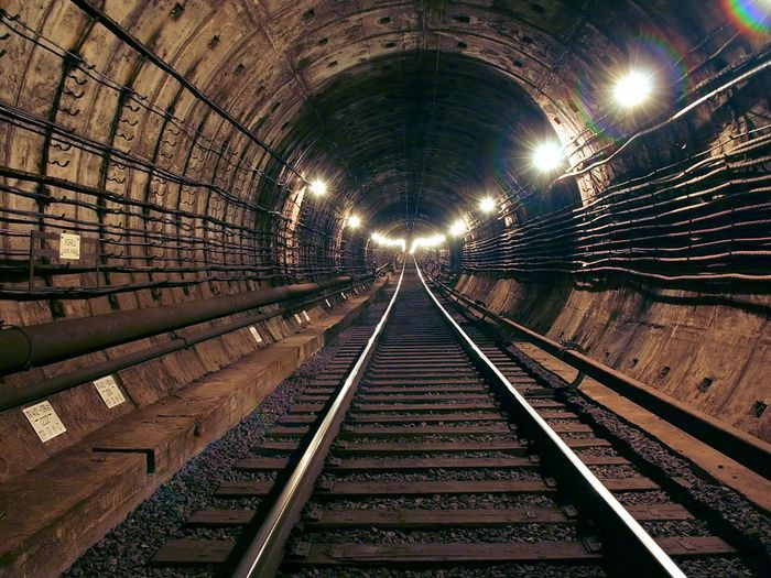 метро тоннель