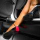 ДТП в Астрахани: автоледи на летней резине врезалась в столб