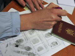 Россия отменила льготный миграционный режим для украинцев