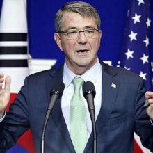 Эштон: «США защитит интересы союзников против российской агрессии»