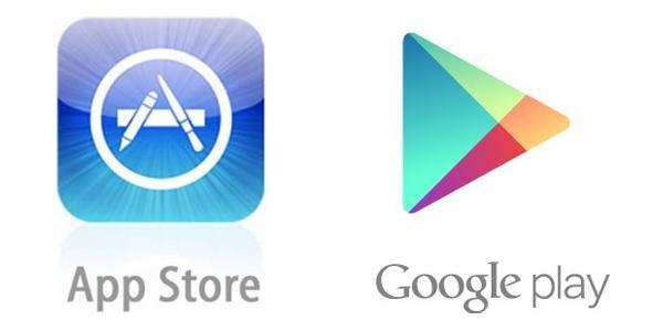 AppStore, Google Play