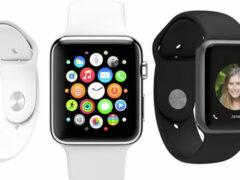 Apple повысила цены на часы Apple Watch в России