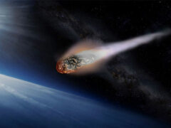 Ученые предложили сбивать астероиды лазером