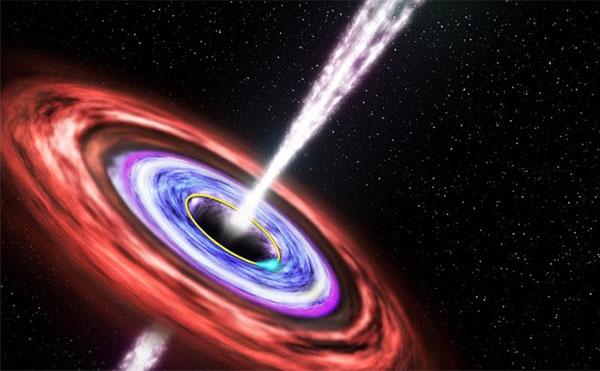 излучение галактики
