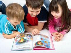 Книги развивают детей гораздо лучше, чем электронные игрушки
