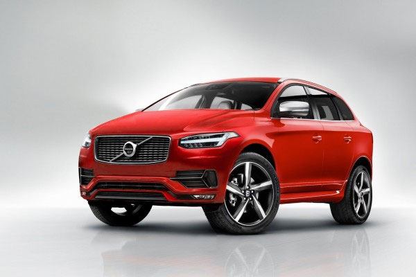 Компания Volvo анонсировала новый компактный кроссовер