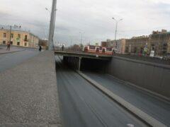 Санкт-Петербург: молодой человек сбросился в тоннель с Лиговского проспекта