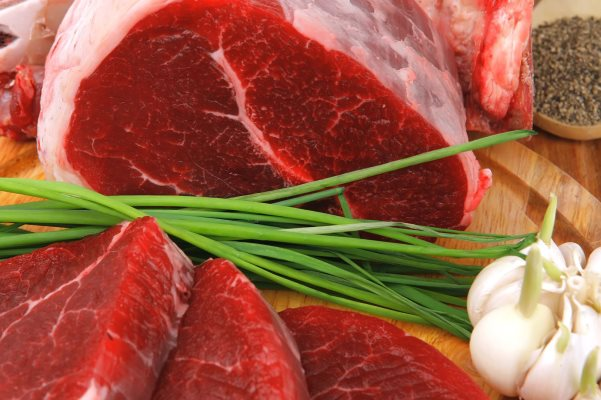 мясо красное