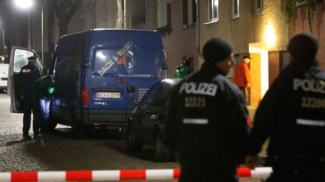 Берлин полиция
