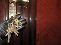 В Калининграде 19-летний рецидивист обокрал квартиру на 127 тысяч