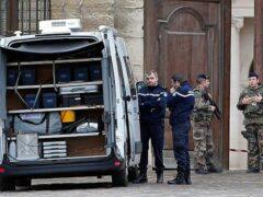 В Париже задержан автомобилист, пытавшийся въехать в Дом инвалидов