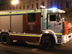 В Санкт-Петербурге за минувшие вечер и ночь сгорело 6 автомобилей