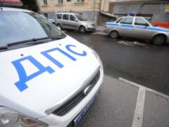 В Саратове пьяная автоледи флиртовала с дорожным полицейским