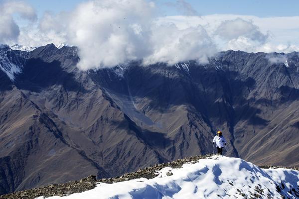 Чечня горы