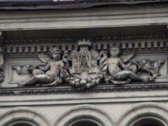 Петербург: На Невском проспекте нашли изуродованного ангела