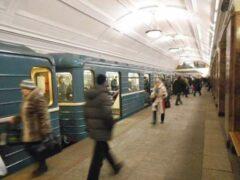 В Петербурге на перроне станции «Обводный канал» обнаружили труп