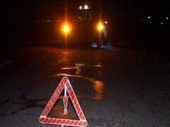 В Тосненском районе внедорожник насмерть сбил мужчину