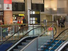 В Челябинске торговый центр «Метеорит» оцепили из-за бесхозного пакета