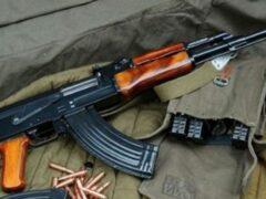 В Новой Москве обнаружили сумку с оружием