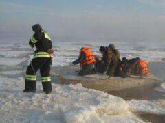 Трое рыбаков утонули на водохранилище в Башкирии
