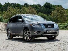 Nissan озвучил цены на внедорожник Pathfinder-2016