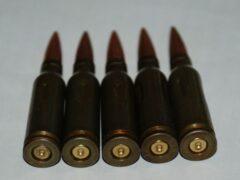 В Гродно задержали бомжа, который занимался торговлей боеприпасами