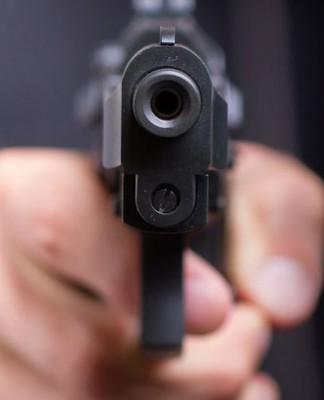 разбой с пистолетом