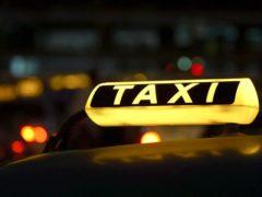 ДТП в Перми: Ночью водитель такси сбил пешехода