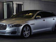 Вместо седана XJ Jaguar выпустит совершенно новый электромобиль