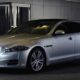 Изображение нового Jaguar XJ показали во время презентации Defender