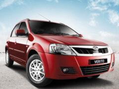 В Индии появится электрический Renault Logan