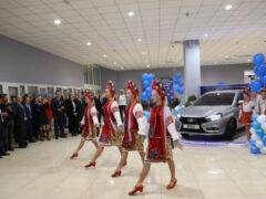 В Венгрии открылся первый автосалон марки «Лада»