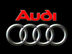 Мощный Audi E-Tron S тестируют на Нюрбургринге