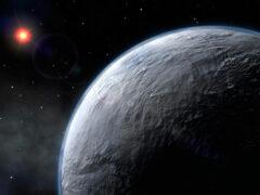 В атмосфере экзопланеты HAT-P-26b нашли воду