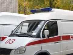 34-летняя петербурженка ударила себя ножом в живот после ссоры с отцом