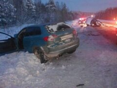В двух ДТП в Свердловской области погибли 5 человек