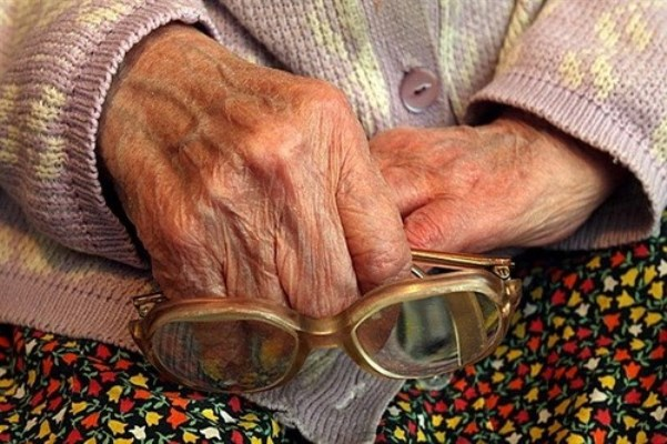 кража старушка