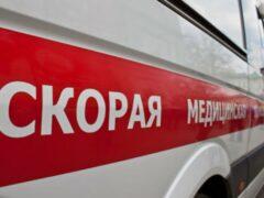 В Кузбассе в ДТП с фурой легковой автомобиль разорвало на части
