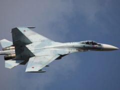 Швеция обвинила российский Су-27 в преследовании шведского самолета