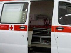 «Скорая помощь» с пациентом попала в ДТП на западе Москвы